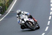 Bikes - Cummins und Martin auf dem Podium: Isle of Man: Dunlop gewinnt Senior TT