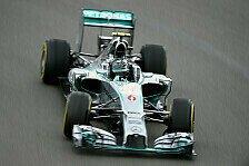 Formel 1 - Rosberg schl�gt Hamilton! Pole f�r den WM-Leader!: Der Formel-1-Tag im Live-Ticker: 07. Juni