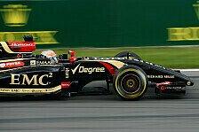 Formel 1 - Warum ein Wechsel f�r beide Seiten Sinn macht: Ger�cht - Lotus Mercedes? Nicht unrealistisch