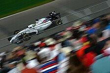 Formel 1 - Vern�nftige Balance gefunden: Williams: Ein paar Dramen, sonst business as usual