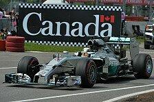 Formel 1 - Mercedes dominiert Freitag in Montreal: Der Formel-1-Tag im Live-Ticker: 06. Juni