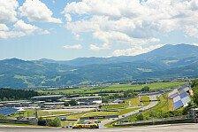 Formel 1 - Blog - Generalprobe fürs Österreich-Comeback