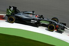 Formel 1 - Vertrauen in Mercedes-Power: McLaren-Duo visiert vorderes Mittelfeld an