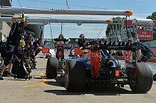 Formel 1 - Red Bull weltmeisterlich: Kanada GP - Die Boxenstopp-Analyse