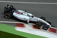 Formel 1 - Mercedes verwundbar?: Topspeeds in Kanada: Wieder Massa