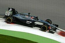 Formel 1 - Das hat wirklich Spa� gemacht: Button macht in letzter Runde vier Positionen gut