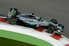 Formel 1 - Hamilton, Massa, Rosberg: 3. Training: Massa sprengt die Silberpfeile