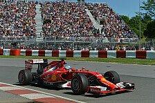 Formel 1 - Nach Bestzeit am Freitag nur noch vierte Kraft: Alonso betr�bt: Ferrari ist nicht schnell genug