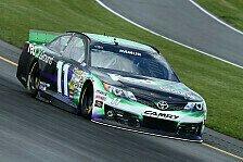 NASCAR - Pocono-Spezialist peilt f�nften Sieg an: Zweite Saison-Pole f�r Hamlin