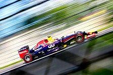 Formel 1 - Scharfe Worte : Red Bull: Bis 2015 auf Augenh�he mit Mercedes