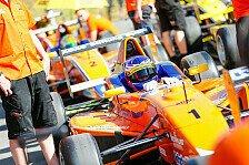 ADAC Formel Masters - N�chster Etappensieg!: G�nther: Auf bestem Weg zum Talent des Jahres