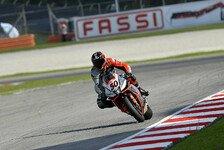 Superbike - Sykes und Giugliano sichert sich Pl�tze in der ersten Reihe: Guintoli holt die Pole in Malaysia