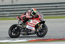 Superbike - Perfekter Start für Ducati