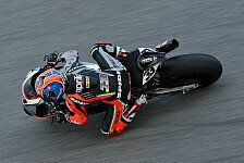 Superbike - Sprint-Rennen nach brennender MV Agusta: Melandri schl�gt Guintoli im harten Aprilia-Duell