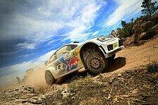 WRC - Was macht ein Rallye Co-Pilot?: Fan-Tipp: ZF Race Reporter auf Sardinien
