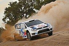 WRC - Vorstand gibt gr�nes Licht bis einschlie�lich 2019: VW plant langfristiges Engagement in der WRC