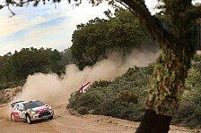 WRC - Meeke will keine Risiken eingehen: �stberg: Wir haben einen positiven Trend
