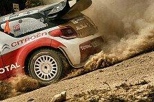 WRC - Video: �stberg testet vor der Rallye Polen - Teil 1