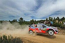 WRC - Video: Hyundai blickt auf die Rallye Polen voraus