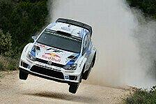 WRC - Reifenschaden wirft Latvala zur�ck: F�hrungswechsel auf Sardinien