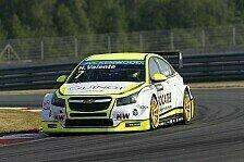 WTCC - Slowake f�hrt Cruze in Barcelona : Homola absolviert Test mit Chevrolet