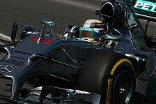 Formel 1 - Nicht die beste Qualisession: Hamilton: Wollen Geschichte schreiben