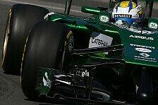 Formel 1 - Hoffen auf ein positives Wochenende: Caterham Vorschau: �sterreich GP