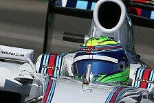 Formel 1 - Vieles hat sich ge�ndert: Williams Vorschau: �sterreich GP
