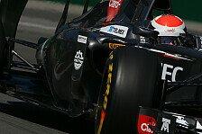 Formel 1 - Sauber-Wechsel nie bereut: Sutil muss Saisonziel korrigieren