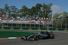 Formel 1 - Richtige Verbesserungen im richtigen Moment: Rosberg: Schritt f�r Schritt f�r Pole gearbeitet
