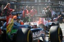Formel 1 - Trotzdem Einstopper m�glich: 47 Grad Streckentemperatur: Was machen die Reifen?