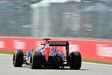 Formel 1 - Kvyat mit Bremsproblemen: Vergne: Heute haben wir uns gro�artig geschlagen