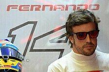 Formel 1 - Gelingt der dritte Titel?: MSM-User: Alonso mit Ferrari nicht Weltmeister