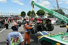 Formel 1 - Hilft die Hitze?: Pannen-Qualifying bei Lotus