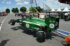 Formel 1 - Getriebe bereitet gro�e Sorgen: Caterham: Pleiten, Pech und Unf�lle