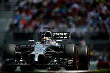 Formel 1 - Nicht ausreichend gesteigert: Entt�uschung bei McLaren