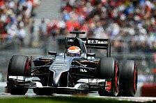Formel 1 - Schritte nach vorne erhofft: Sauber Vorschau: �sterreich GP