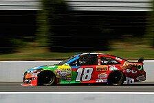 NASCAR - Zw�lf verschiedene Sieger in sechs Jahren: Zweite Saison-Pole f�r Kyle Busch