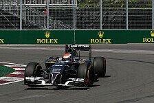 Formel 1 - Die Punkter�nge wieder verfehlt: Entt�uschendes Rennen f�r Sauber in Montreal
