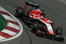 Formel 1 - Besonderes Gef�hl und zus�tzlicher Druck: Marussia Vorschau: Gro�britannien GP