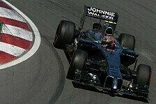 Formel 1 - Neue Teile als Hoffnungsschimmer: Magnussen: Negative Stimmung nur von au�en