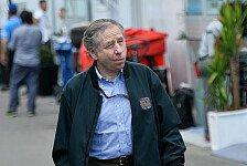 Formel 1 - Austragung unvertretbar: Todt sorgt sich um Russland GP