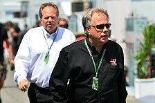 Formel 1 - Keine Tr�umereien bei Haas: Haas: USF1 hat F1-Interesse geweckt