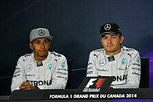 Formel 1 - Montreal das neue Monaco?: Hamilton: Es tut nicht weh