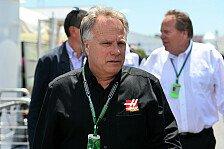 Formel 1 - Gespr�che mit Ferrari laufen: Haas plant Team mit 250 Leuten