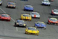 Mehr Sportwagen - Ferraris auf den R�ngen: GT Open: SRT-Corvette schl�gt neuerlich zu