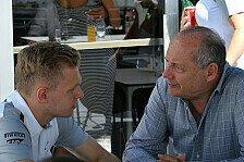 Formel 1 - Jeder muss Leistung bringen: Magnussen: Druck von Dennis ist gut