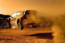 WRC - Video: Die besten VW-Spr�nge auf Sardinien