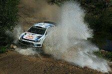 WRC - Eine gute Show f�r die Fans: Sardinien: Stimmen nach Tag 3