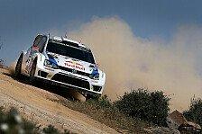 WRC - Pr�fung in Litauen verk�rzt: Polen: Latvala Schnellster im Shakedown